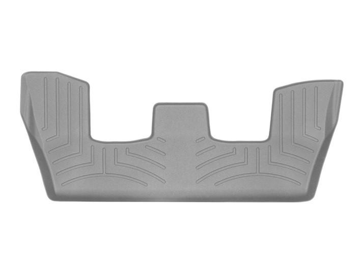 Ковры резиновые WeatherTech Audi Q7 16+ третий ряд серые