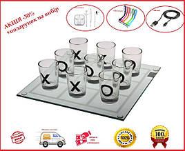 Алкогольная игра Крестики - нолики