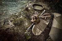 Trakker RLX Oval Bed System - спальная система, благодаря которой Вы будете мечтать о рыбалке каждый день.
