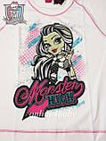 Футболка Monster High на девочку 9-10 лет, фото 2