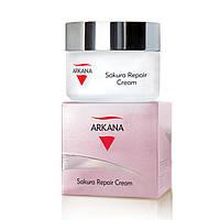Sakura Repair Cream - Восстанавливающий ночной крем для чувствительной кожи, 50 мл