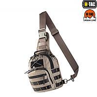 Сумкаоднолямочная M-Tac Urban Line City Patrol Fastex Bag Grey