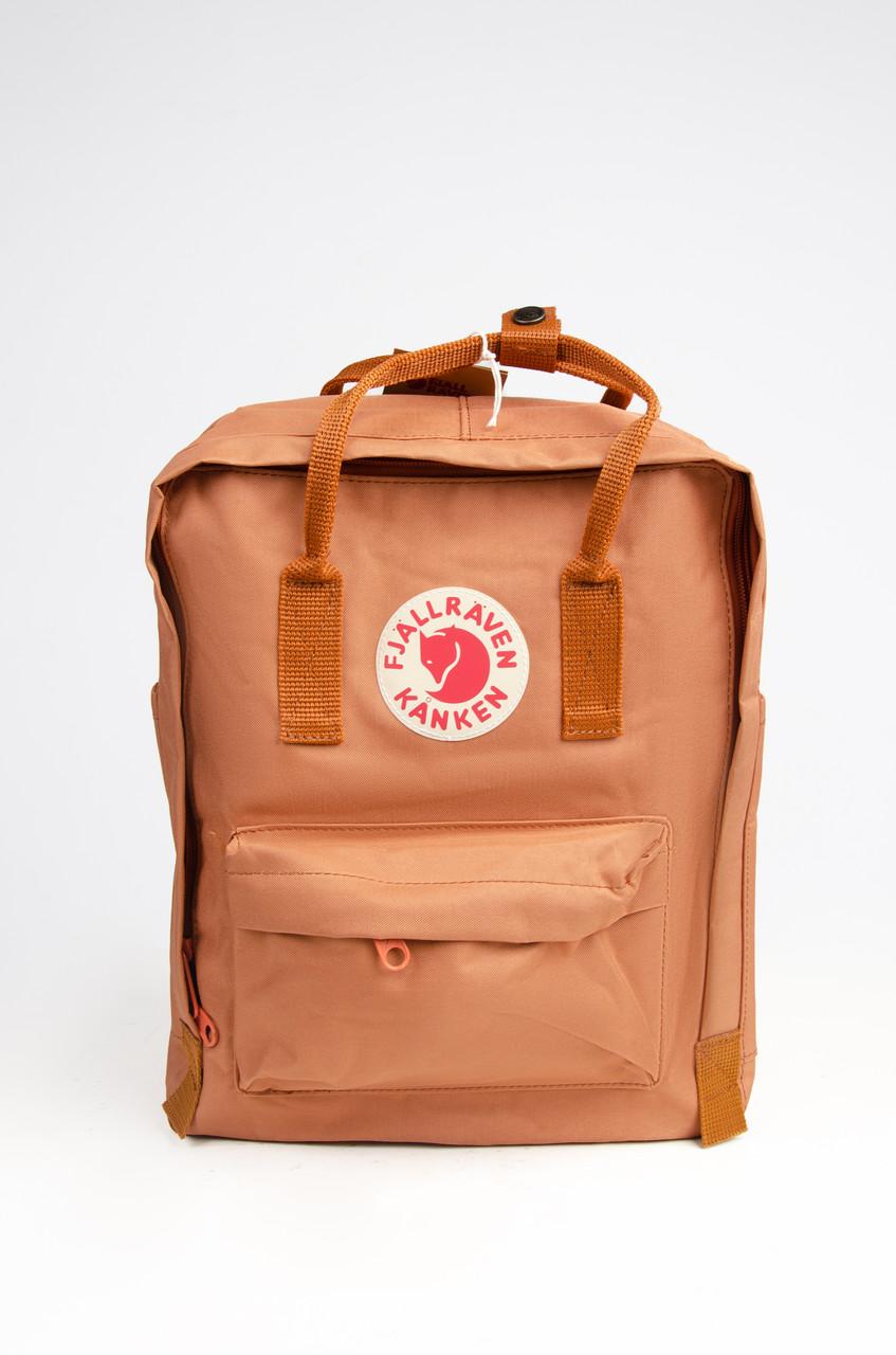 Нежный рюкзак Fjallraven Kanken Classic 16 л, бежевый