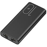 Power Bank Usams US-CD93 PB31 Dual USB 10000mAh Black