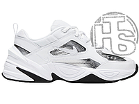 Женские кроссовки Nike M2K Tekno Essential White/Grey CJ9583-100