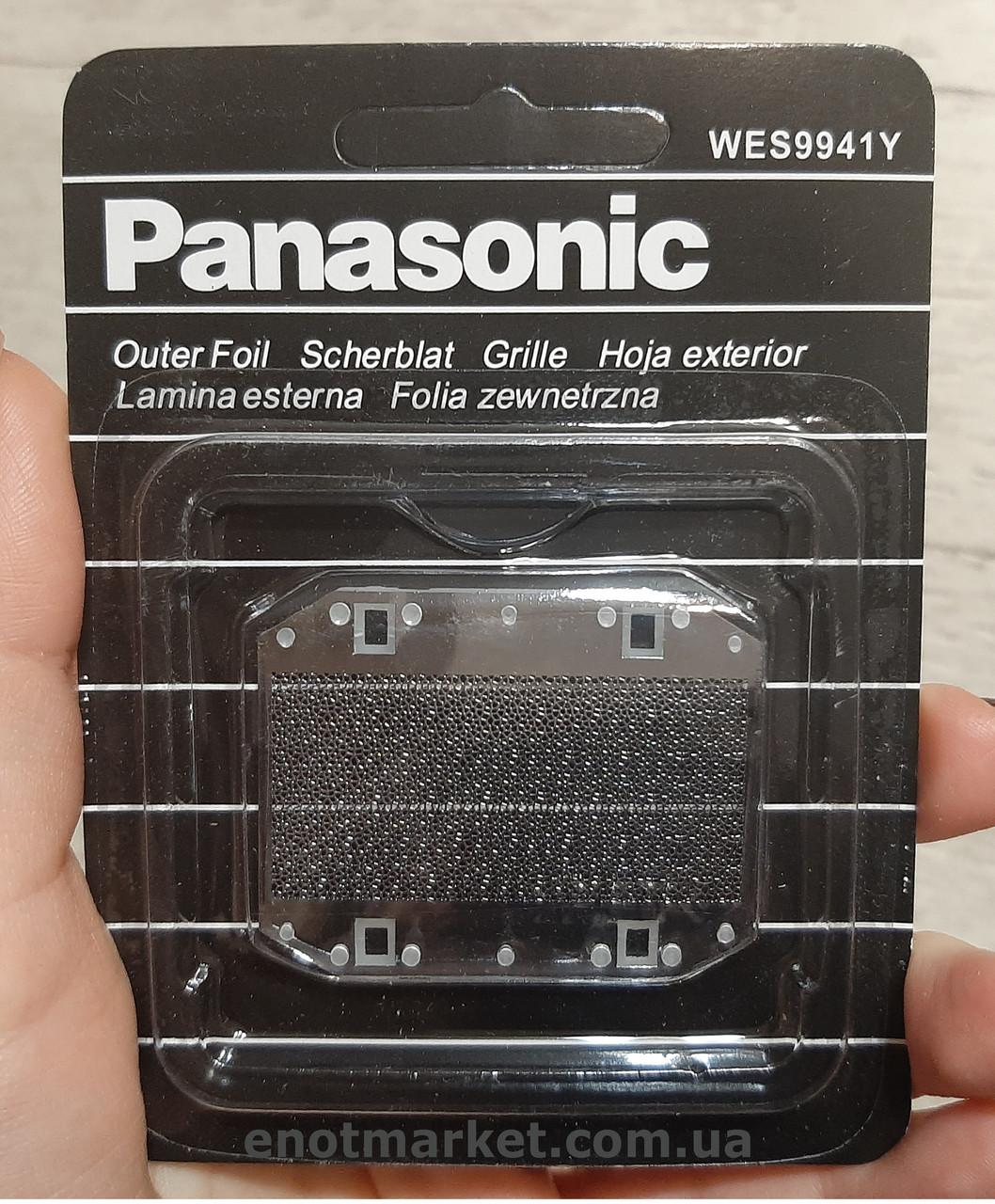 Сетка для электробритвы Panasonic WES 9941 Y silver