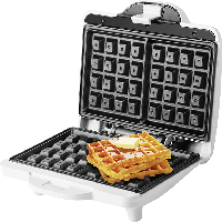 Вафельница для бельгийских вафель ECG S 1370 Waffle