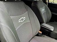 Авточехлы Chevrolet Aveo T250 седан Nika