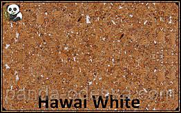 Пробковые панели (обои) Hawai White TM Wicanders 600*300*3 мм