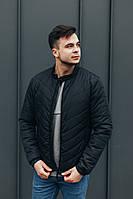 Куртка демисезонная 066 черная