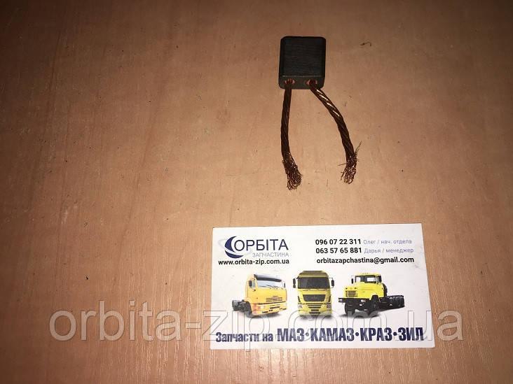 СТ142-3708060 Щетка стартера СТ142 КАМАЗ неизолированная без зажима (Беларусь)
