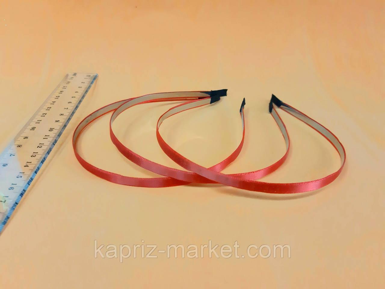 Обруч для волосся метал, 0,6 см