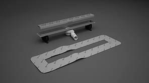 Линейный трап Radaway, 8-12 мм