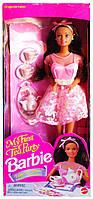 Коллекционная кукла Барби Чайная вечеринка Barbie My First Tea Party 1995 Mattel 14875