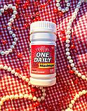 Вітаміни One Daily Maximum 21st Century 100 tab, фото 2