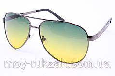 Мужские солнцезащитные очки, поляризационные, брендовые 755726-2