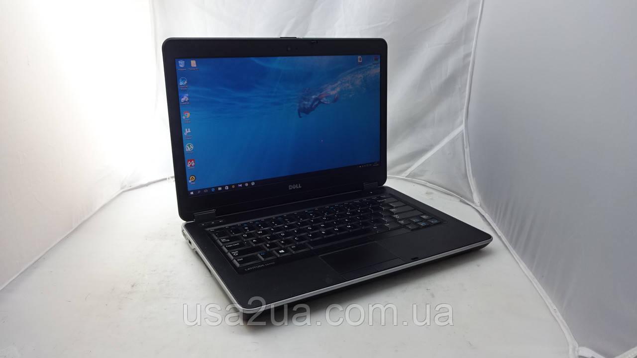 Мощный Ноутбук Dell Latitude E6440 Core i5 4Gen 500gb 8Gb WEB Кредит Гарантия Доставка