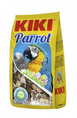 Корм для крупных попугаев KIKI Vitamin Granules 1,2кг