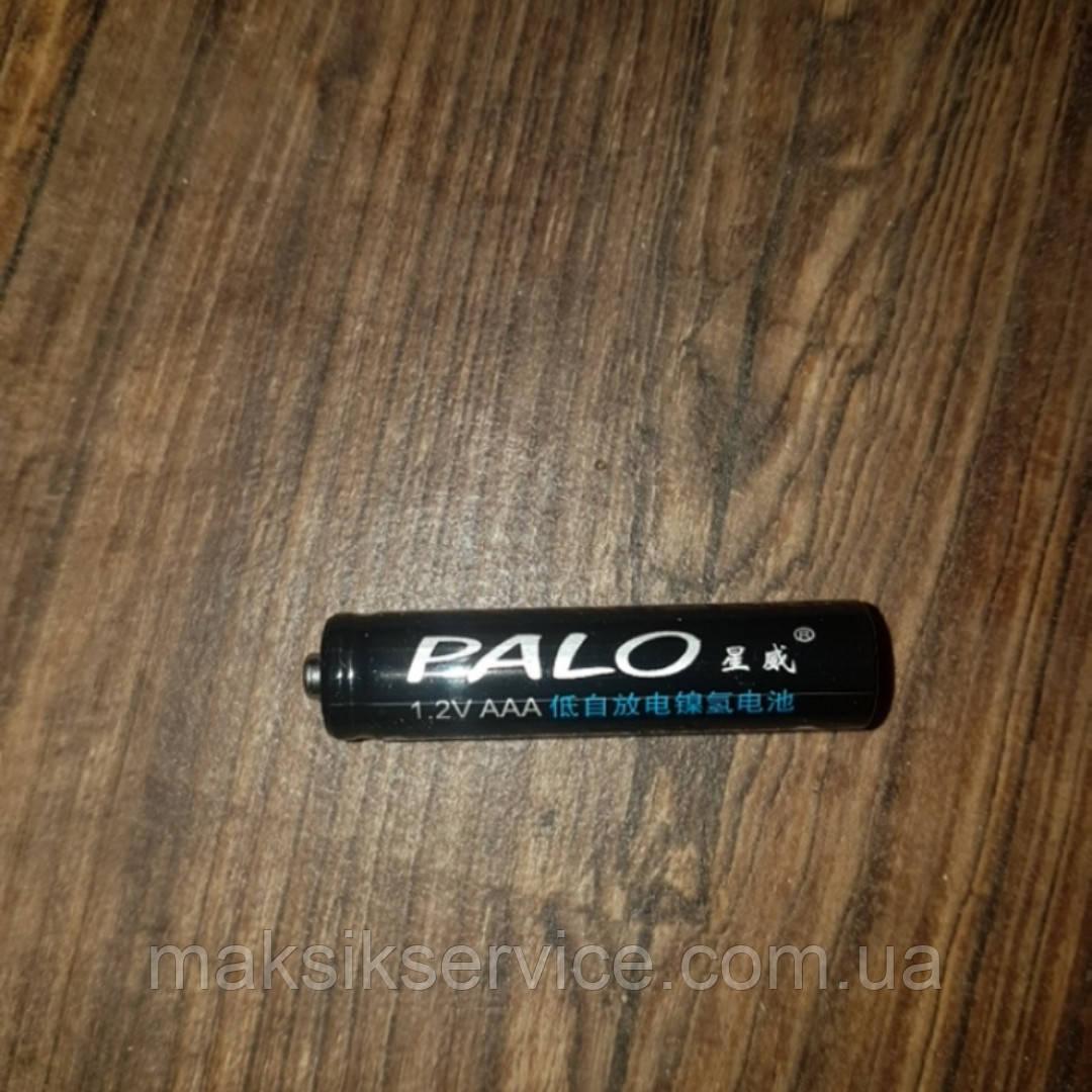 Аккумуляторы PALO AAA 1100mAh Ni-Mh
