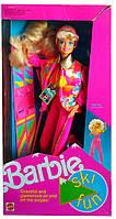 Коллекционная кукла Барби Barbie Ski Fun 1991 Mattel 7511, фото 1