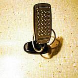 Портативный светильник-лампа с клипсой 28 LED черный, фото 4