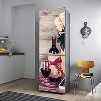 """Виниловая наклейка на холодильник.""""День Святого Валентина"""", фото 1"""