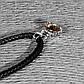 Срібний кулон з султанитом діаспор, 677ПС, фото 4