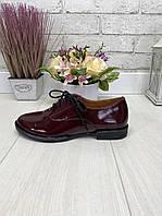 40 р. Туфли женские кожаные, из натуральной кожи, натуральная кожа, фото 1