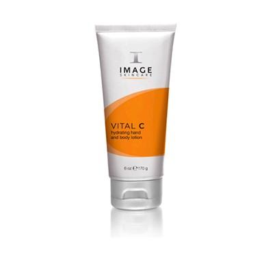 Увлажняющий лосьон для рук и тела Image Skincare Vital C Hydrating Hand And Body Lotion