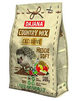 Сухой корм для ежей Dajana Country mix EXCLUSIVE 500 г
