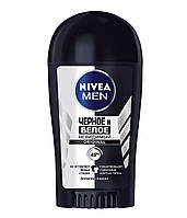 Антиперспирант-стик для женщин NIVEA Original Чёрное и Белое Невидимый, 40 мл арт. 82247