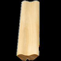 Уголок внутренний липа 35 мм руст Tesli для бани и сауны