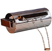 Водопад-цилиндр Tesli Steel нержавеющая сталь 18 литров для бани и сауны