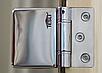 Универсальная стеклянная дверь липа Tesli Siesta 1900х700 мм бронзовая прозрачная для бани и сауны, фото 3