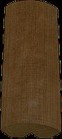 Декор лавочный термо липа 65 Экстра 80х24 мм Tesli для бани и сауны
