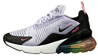 Женские кроссовки Nike Air Max 270 (Premium-class) разноцветные