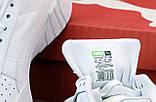 Мужские кроссовки Puma Cali 'Black/White'  (Premium-class) белые, фото 7