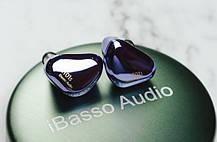 IBasso IT01s Blue Mist Hi-Fi Наушники Внутриканальные, фото 3
