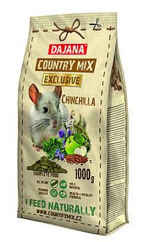Корм для шиншилл Dajana Country mix EXCLUSIVE 500 г