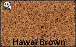 Пробковые панели (обои) Hawai Brown TM Wicanders 600*300*3 мм