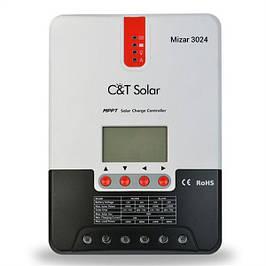 Контроллеры заряда C&T Solar MPPT