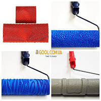 Инструмент для декоративной штукатурки и краски