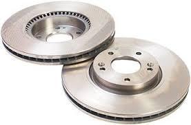Гальмівний диск Ford Connect