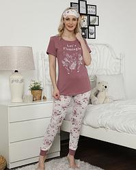 Женская пижама Home Sport