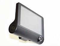 Автомобильный Видеорегистратор на 3 камеры DVR SD319/z233D, авторегистратор, фото 1