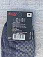 Чоловічі шкарпетки в квадратики патіки бавовна Marde 41-45 12 шт в уп мікс 4 кольорів, фото 2