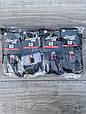 Чоловічі шкарпетки в квадратики патіки бавовна Marde 41-45 12 шт в уп мікс 4 кольорів, фото 3