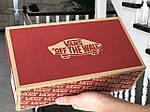 Чоловічі кросівки Vans (чорно-білі) 9187, фото 3