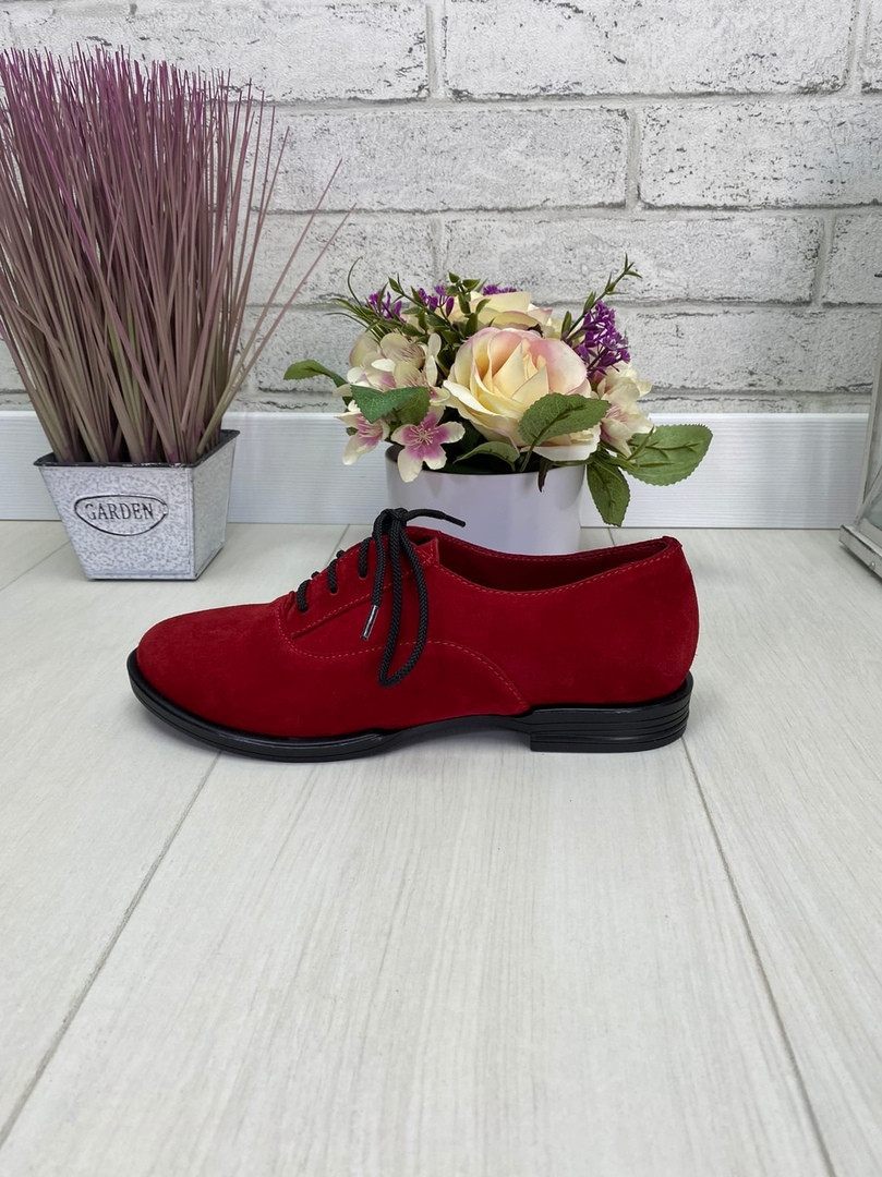 40 р. Туфли женские замшевые, из натуральной замши, натуральная замша