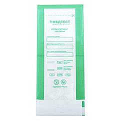 Крафт-пакеты для стерилизации Медтест, 100 шт,100/200